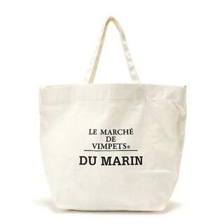 IENA SLOBE - LE MARCHE DE VIMPETS キャンバス2WAYショルダーバッグ