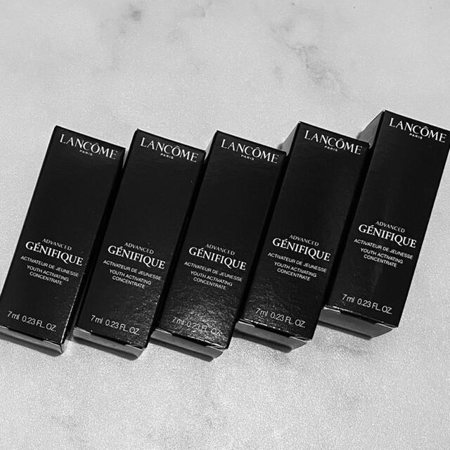 LANCOME(ランコム)の❤️ランコム ジェニフィック アドバンストN  7ml  5個セット  コスメ/美容のスキンケア/基礎化粧品(美容液)の商品写真