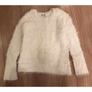 H&M - シャギー セーター