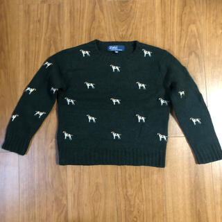 POLO RALPH LAUREN - POLOラルフローレン セーター 110cm