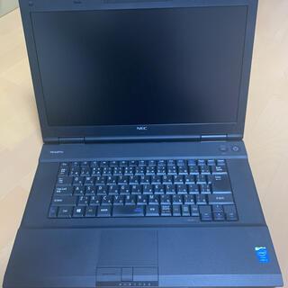 エヌイーシー(NEC)のNEC ノートパソコン (ノートPC)