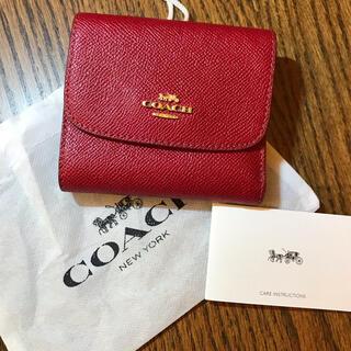 COACH - COACH・コーチ 三つ折り財布