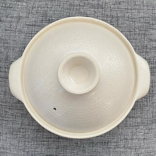 ムジルシリョウヒン(MUJI (無印良品))の伊賀焼 土鍋 無印良品(鍋/フライパン)
