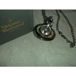 Vivienne Westwood - ヴィヴィアンウエストウッド スモールオーブネックレス シルバー