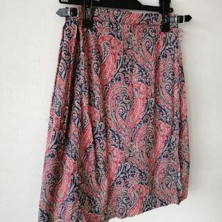 オニール(O'NEILL)のオニールオブダブリンリバティスカート(ひざ丈スカート)
