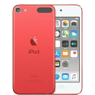 Apple - Apple iPod touch 第7世代 (128GB) RED