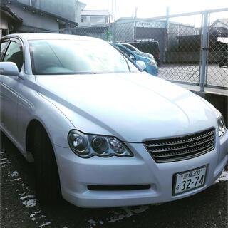 トヨタ - 極上  マークX   ネッツトヨタ認定車