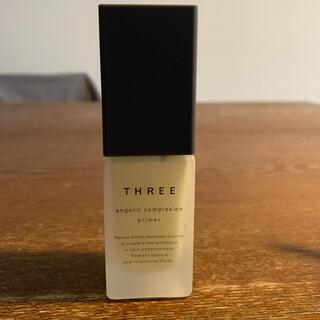 スリー(THREE)のTHREE アンジェリックコンプレクションプライマー 30g  (化粧下地)