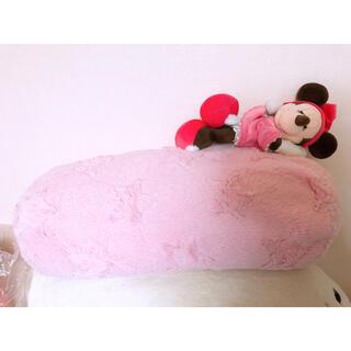 ディズニー(Disney)のミニーちゃん 抱き枕(枕)