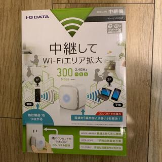 アイオー データ機器 IOデータ WiFi中継器 WN-G300EXP