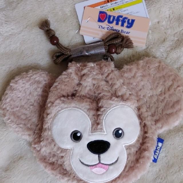 ダッフィー(ダッフィー)のダッフィー♥ポーチ&巾着袋 エンタメ/ホビーのおもちゃ/ぬいぐるみ(キャラクターグッズ)の商品写真