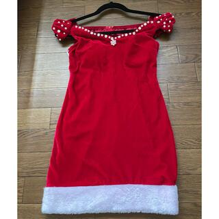 デイジーストア(dazzy store)のサンタコス ドレス(コスプレ)