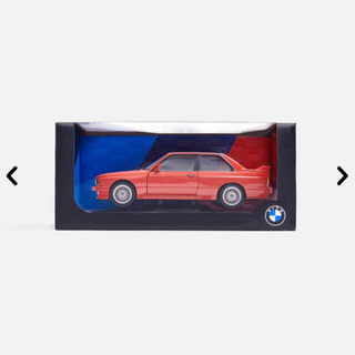 BMW - KITH BMW  model car-red