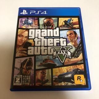PlayStation4 - グランドセフトオート5 GTA5 PS4