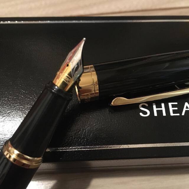 SHEAFFER(シェーファー)のSheaffer 万年筆 新品未使用 箱なし インテリア/住まい/日用品の文房具(ペン/マーカー)の商品写真