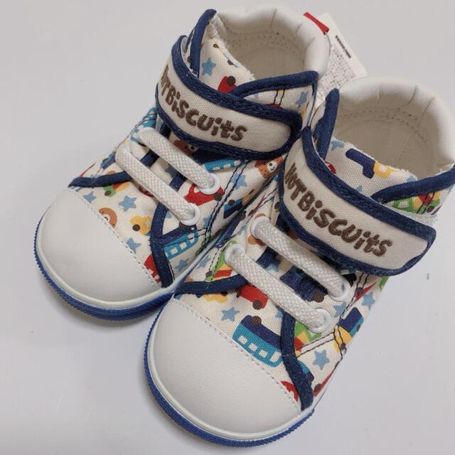 HOT BISCUITS(ホットビスケッツ)のホットビ 13.5cm  新品スニーカー キッズ/ベビー/マタニティのベビー靴/シューズ(~14cm)(スニーカー)の商品写真