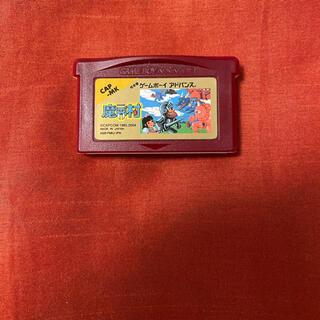 ゲームボーイアドバンス(ゲームボーイアドバンス)の魔界村 アドバンス GBA ファミコン ソフト カセット(携帯用ゲームソフト)