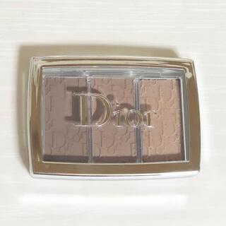 ディオール(Dior)のディオール バックステージ ブロウ パレット 001 ライト アイブロウパウダー(パウダーアイブロウ)