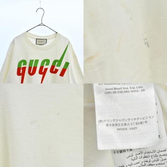 Gucci(グッチ)のGUCCI グッチ 半袖Tシャツ メンズのトップス(Tシャツ/カットソー(半袖/袖なし))の商品写真