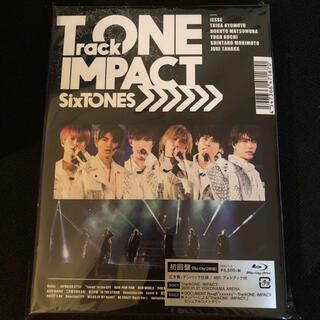 Johnny's - 【新品未開封】SixTONES TrackONE -IMPACT- 初回限定版