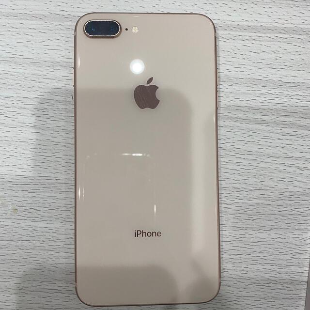 Apple(アップル)のiPhone 8 plus 64gb スマホ/家電/カメラのスマートフォン/携帯電話(スマートフォン本体)の商品写真