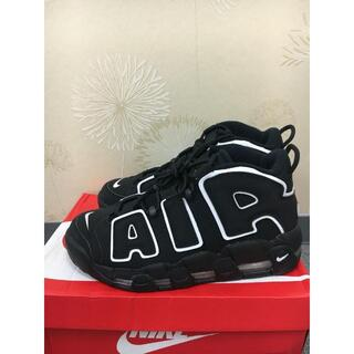 NIKEのAIR MORE UPTEMPO 本物 モアテン 27cm