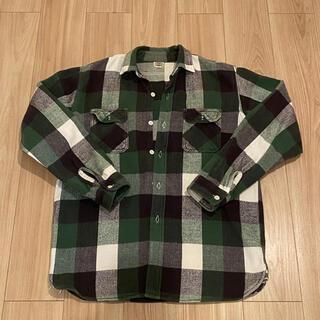 WAREHOUSE - WARE HOUSE ウエアハウス チェックシャツ ネルシャツ