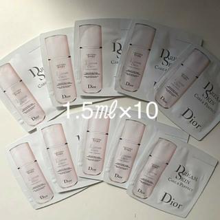 クリスチャンディオール(Christian Dior)の15ml ディオール カプチュール ドリームスキン ケア&パーフェクト(乳液/ミルク)