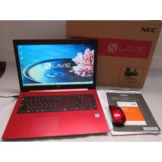 エヌイーシー(NEC)のNEC Core i7-8550U/12G/SSD500G/15.6型液晶(ノートPC)