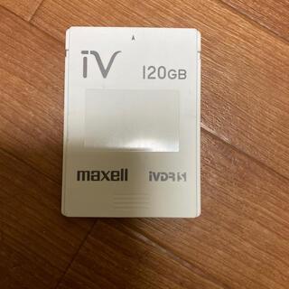 マクセル(maxell)のmaxell ivdr s(テレビ)