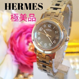 Hermes - HERMES時計 ROLEX Cartier CHANEL ブルガリ グッチ
