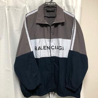 dude9 BALENCIAGA トラックジャケット ナイロンジャケット