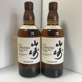 サントリー - 2本セット山崎 ウイスキー サントリー Yamazaki Single Malt