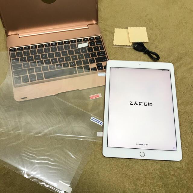Apple(アップル)のオマケ9000円分 状態良  iPad Pro 9.7 wifi スマホ/家電/カメラのPC/タブレット(タブレット)の商品写真