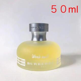 バーバリー(BURBERRY)のバーバリー ウィークエンド フォーウィメン 香水 50ml(香水(男性用))