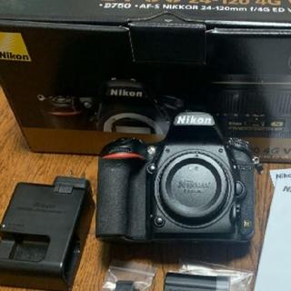 Nikon - ニコン d750 本体