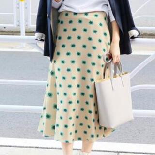 IENA - イエナ☆ランダムパネルスカート 38サイズ