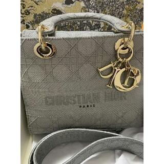 Christian Dior - 新作 DIOR LADY D-LITE レディディオール ミディアムバッグ