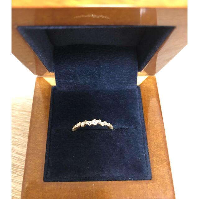 クアラントット♡イル ソーニョ リング 9号 レディースのアクセサリー(リング(指輪))の商品写真