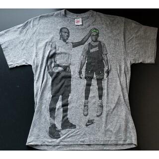 NIKE - 90年代 レア エアジョーダン スパイクリー ヴィンテージ Tシャツ 半袖