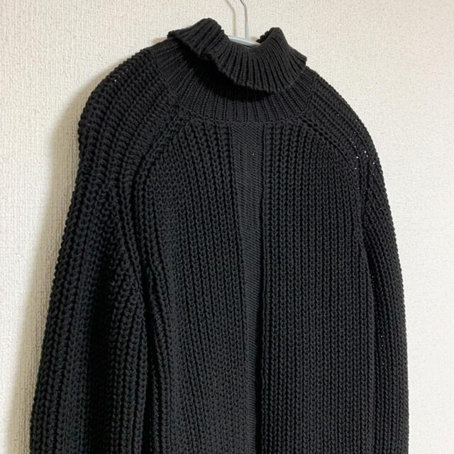 Rick Owens(リックオウエンス)のRick Owens タートルネックニット セーター メンズのトップス(ニット/セーター)の商品写真