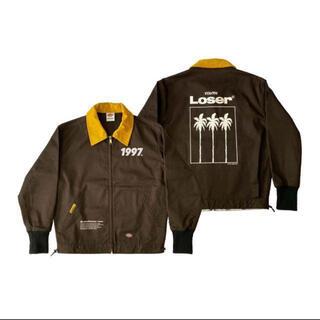 ディッキーズ(Dickies)のyouth loser dickies jacket ジャケット ブラウン(その他)