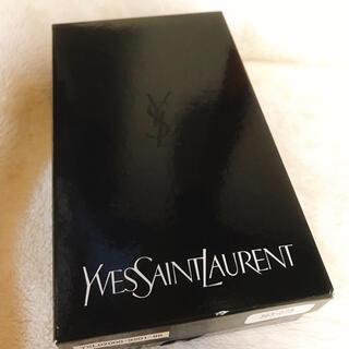 Saint Laurent - 【新品未使用】イヴ・サンローラン ハンカチ2枚セット