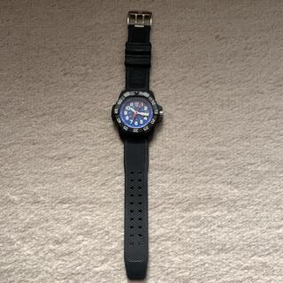 Luminox - 傷有ルミノックス ネイビーシールズ 3500シリーズ ブルー×ブラック3503