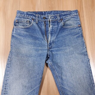 Levi's - Levi's 505 80~90年代 Made in USA 脇割 レア