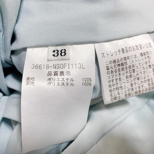 FOXEY(フォクシー)のフォクシー リネン ワンピース  レディースのワンピース(ひざ丈ワンピース)の商品写真