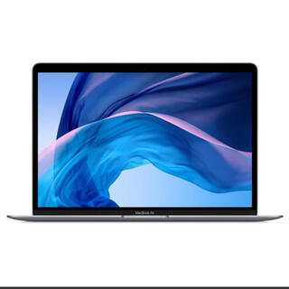 Mac (Apple) - 最新MacBook Air Retina スペースグレイSSD 256GB