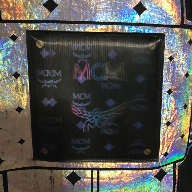 MCM(エムシーエム)の希少MCM ホログラムTシャツ メンズのトップス(Tシャツ/カットソー(半袖/袖なし))の商品写真