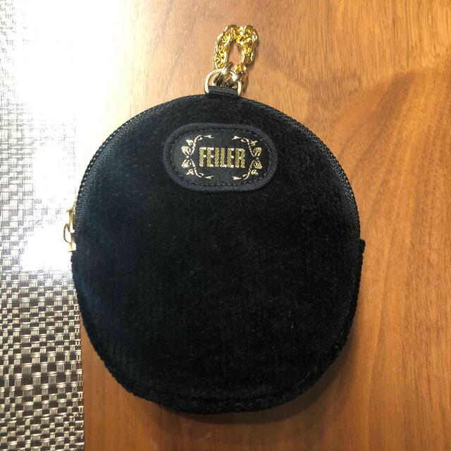 FEILER(フェイラー)のフェイラーハイジ テントウムシチャーム レディースのファッション小物(ポーチ)の商品写真