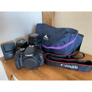 Canon - Canon EOS KISS x5 ダブルズームキット
